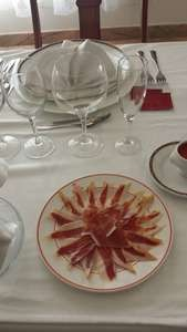 Presentación Restaurante Montecristo, de San Pedro (Albacete)
