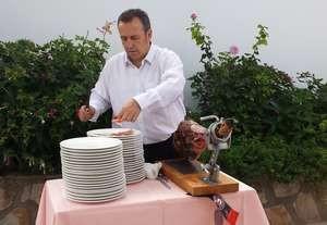 Recepción de boda con Restaurante Montecristo