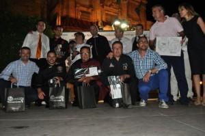 I Campeonato de Cortadores de jamón Ciudad de Montoro 2015